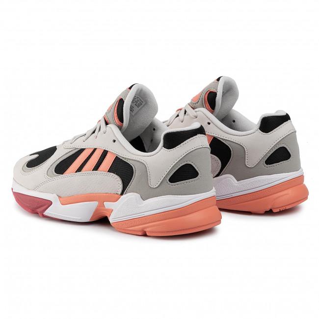 sensación Ser amado Para aumentar  Shoes adidas - Yung 1 EE5320 Cblack/Semcor/Rawwht - Sneakers - Low shoes -  Men's shoes | efootwear.eu