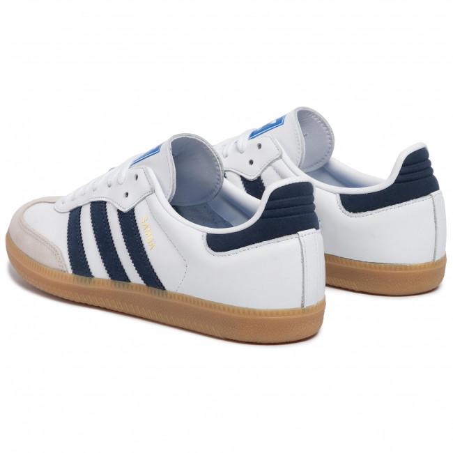 Shoes adidas - Samba Og EE5450 Ftwwht/Conavy/Blue