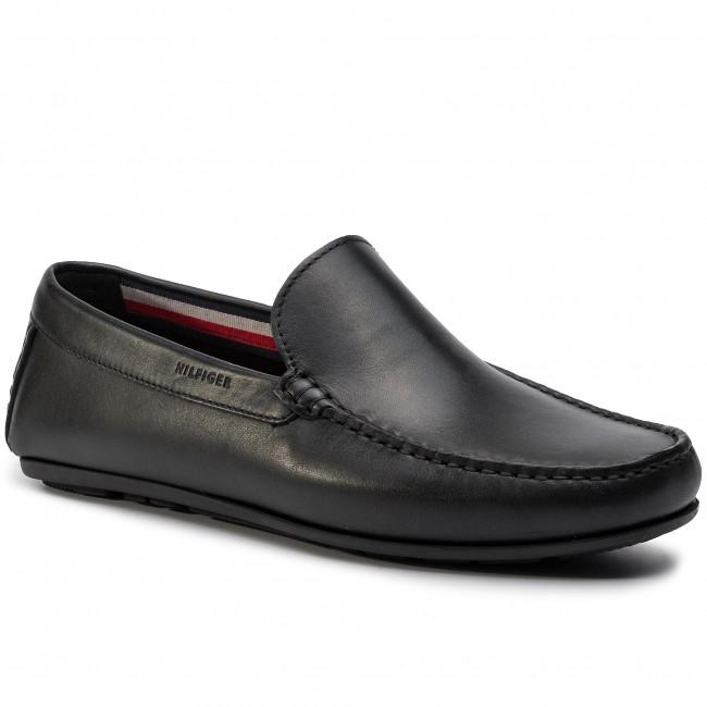 Loafers Mocassins Tommy Hilfiger Suede Hilfiger Boatshoe Homme