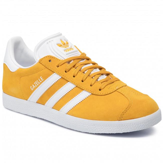 Animado Gran cantidad flotante  Shoes adidas - Gazelle EE5507 Actgol/Ftwwht/Ftwwht - Sneakers - Low shoes -  Women's shoes | efootwear.eu