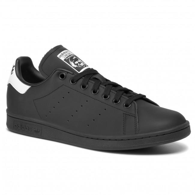 adidas stan smith j negro