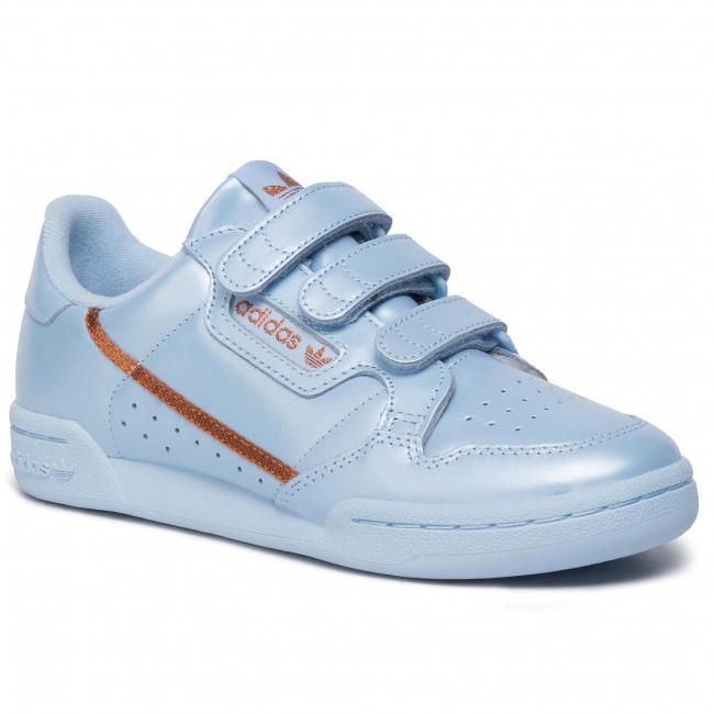 Shoes adidas Continental 80 W Strap EE5586 GlobluCoppmtGloblu
