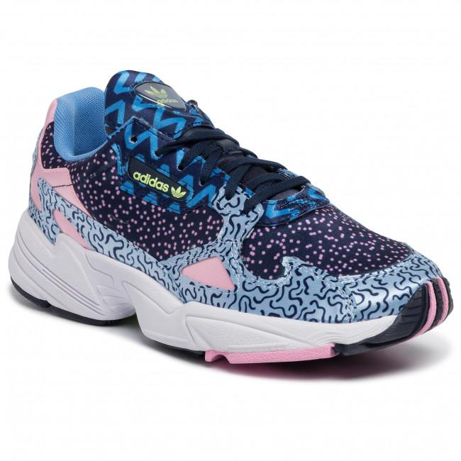 Shoes adidas Falcon W EE7098 ConavyGlobluTrupnk