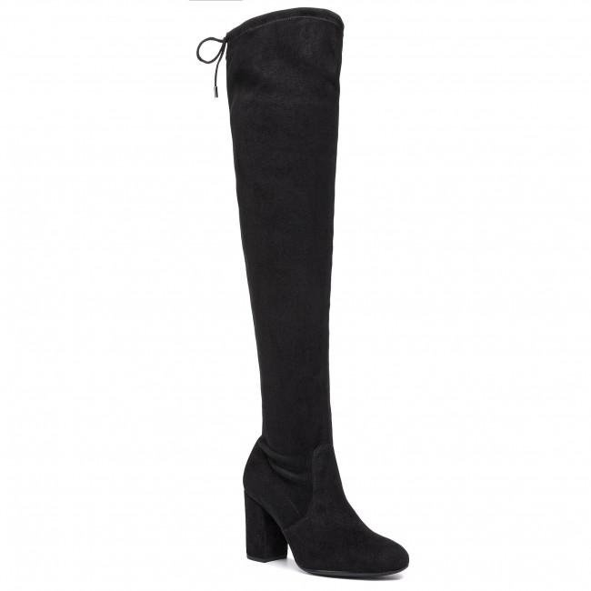 Over-Knee Boots UNISA - Osorno St Black
