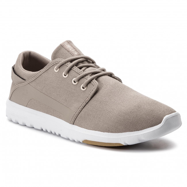 Tan White Black All Sizes Etnies Scout Footwear Shoes