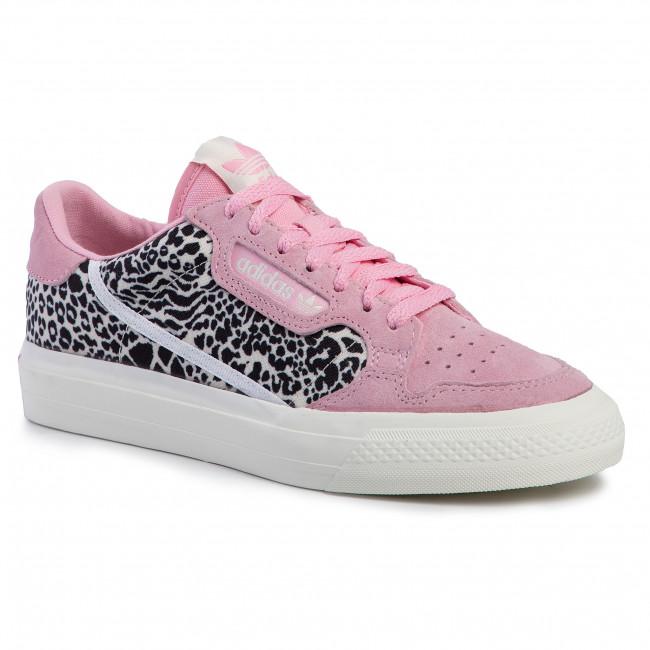 Shoes adidas - Continental Vulc W EG4582 Trupnk/Ftwwht/Owhite