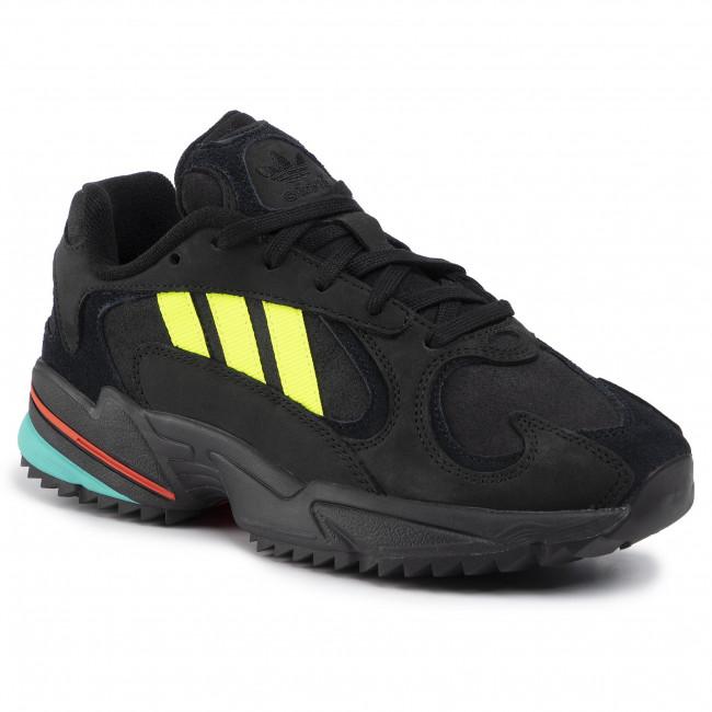 Shoes adidas Yung 1 Trail EE5321 CblackSyelloHiraqu