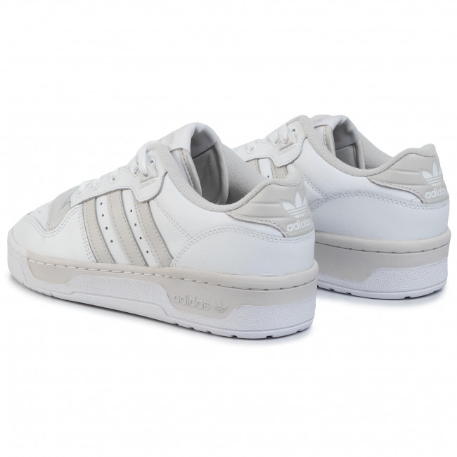 Damen adidas Gelb Rivalry Low Sneaker