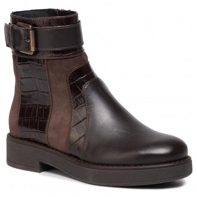 Boots GEOX - D Adrya F  D849TF 0436Y C6009 Coffee