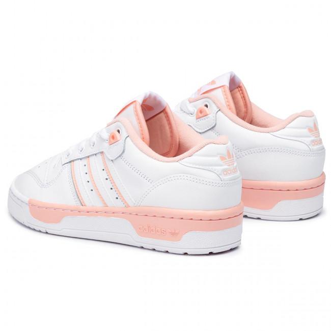 Shoes adidas Rivalry Low W EE5933 FtwwhtFtwwhtGlopnk
