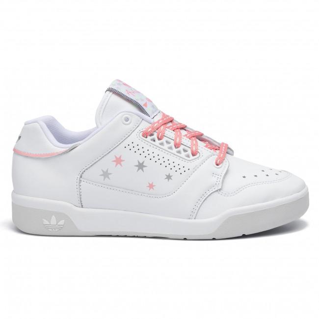 adidas STAN SMITH J Adidas Stan Smith J WHITEWHITEBLACK ee8483