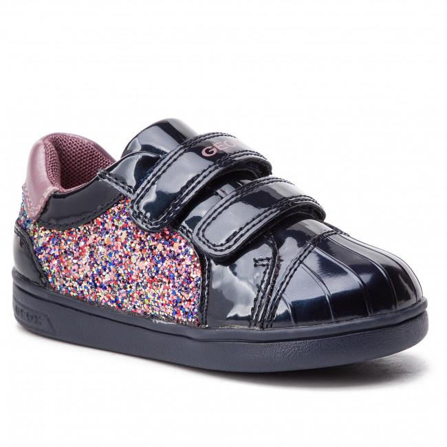 Sneakers GEOX B Djrock G. E B821WE 0EWHI C4002 S Navy sgQpO