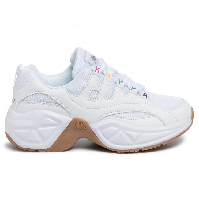 nowe wydanie niska cena najniższa cena Sneakers KAPPA - Overton 242672 White/Multi 1017