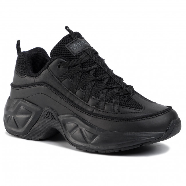 dobra obsługa największa zniżka Najnowsza moda Sneakers KAPPA - Values 242733 Black 1111