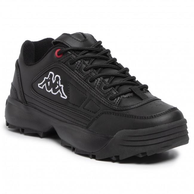 Sneakers KAPPA - Raven Nc 242782 Black