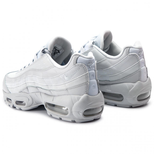 Shoes NIKE Air Max 95 Lx AA1103 005 Pure PlatinumPure Platinum