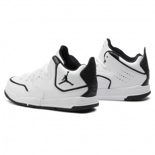 Nike Schuhe Jordan Courtside 23 (PS) AQ7734 100 WhiteBlack