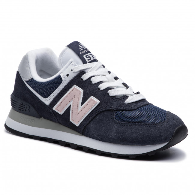 Pack para poner maduro Velocidad supersónica  Sneakers NEW BALANCE - WL574BTC Navy Blue - Sneakers - Low shoes - Women's  shoes | efootwear.eu