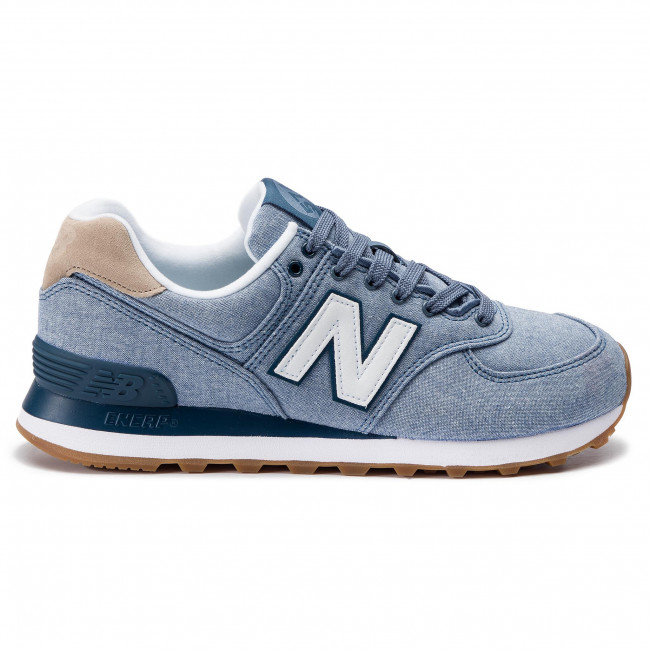 Sneakers NEW BALANCE ML574STB Blue