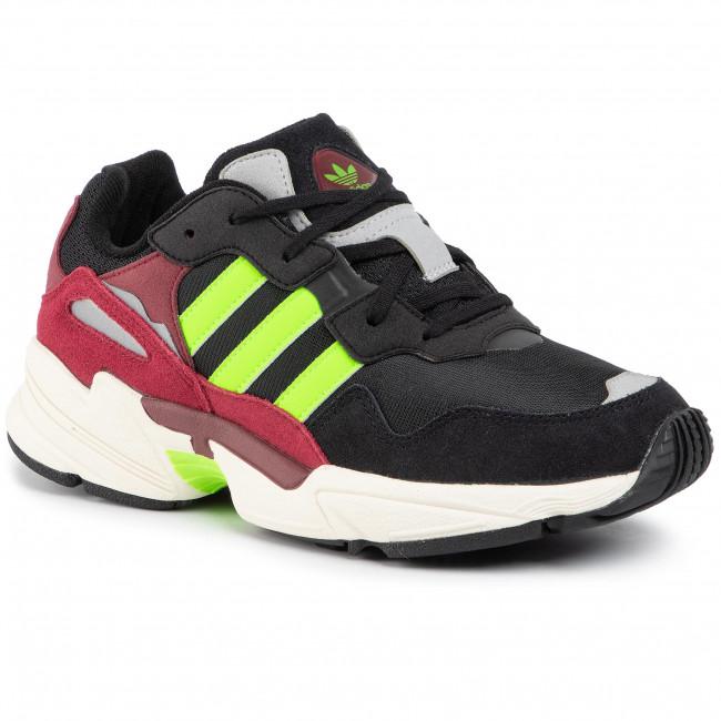 Shoes adidas Yung 96 J EE6694 CblackSgreenCburgu