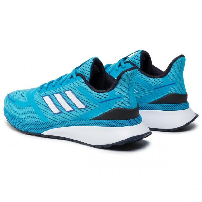 Shoes adidas Nova Run EE9263 ShocyaFtwwhtLegink Indoor