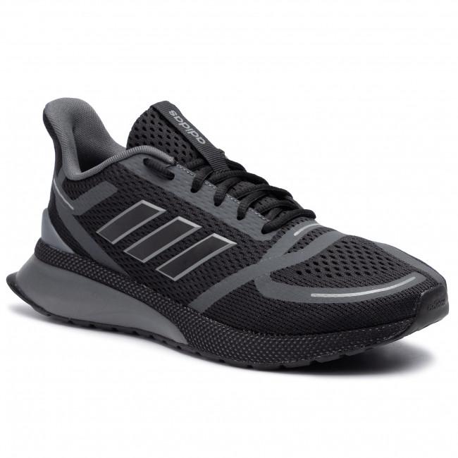 design de qualité d3b88 86e3c Shoes adidas - Nova Run EE9267 Cblack/Cblack/Gresix
