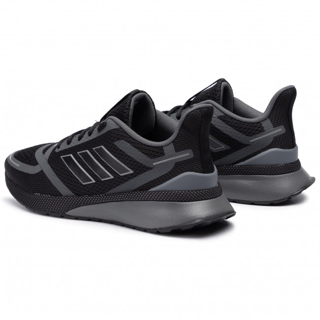 Shoes adidas Nova Run EE9267 CblackCblackGresix
