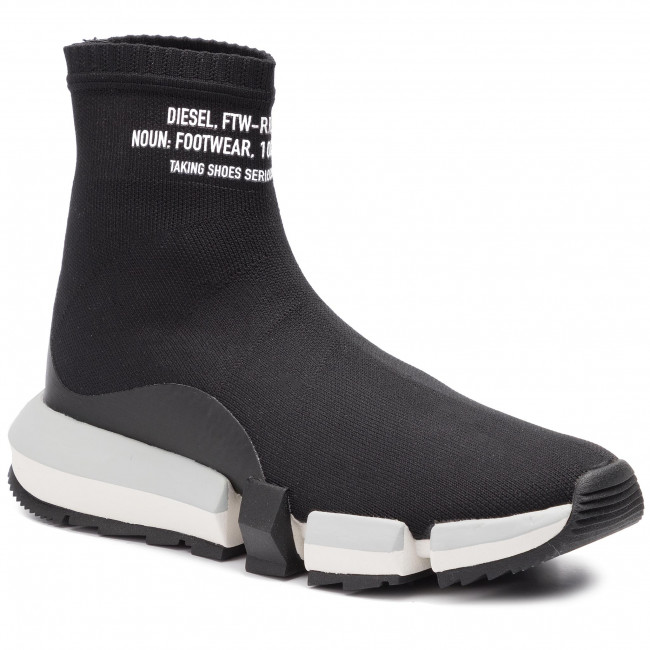 H-Padola High Sock W Y02002 P2177 T8013