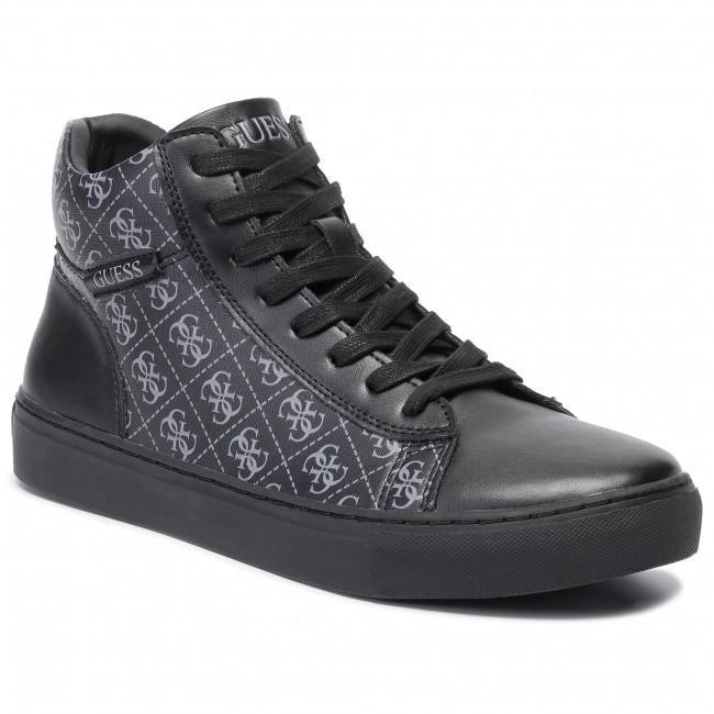 Sneakers GUESS Larry Hi FM8LRY FAL12 BLKGR