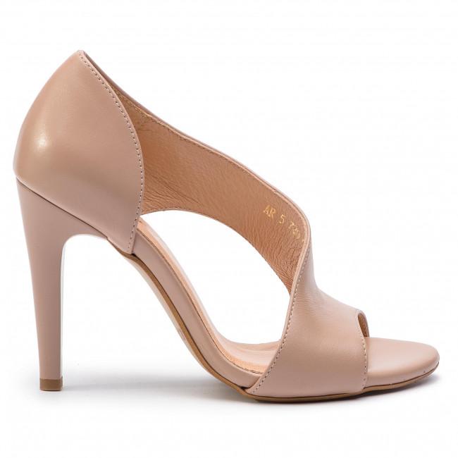 Sandals R.POLAŃSKI 0720 Beż Lico