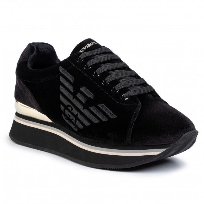 Sneakers EMPORIO ARMANI - X3X057 XM064