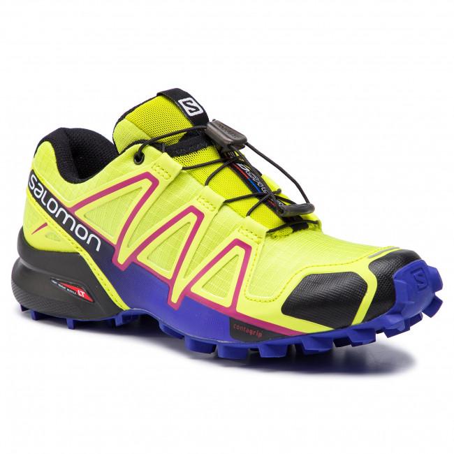 salomon women's speedcross 4 w trail running shoe quality