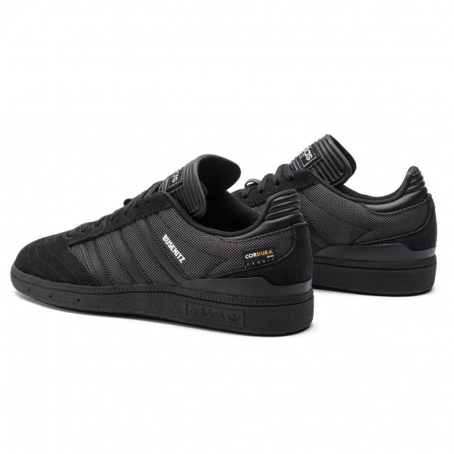 marcador Mensurable caja registradora  Shoes adidas - Busenitz DB3125 Cblack /Cblack/Cblack - Sneakers ...