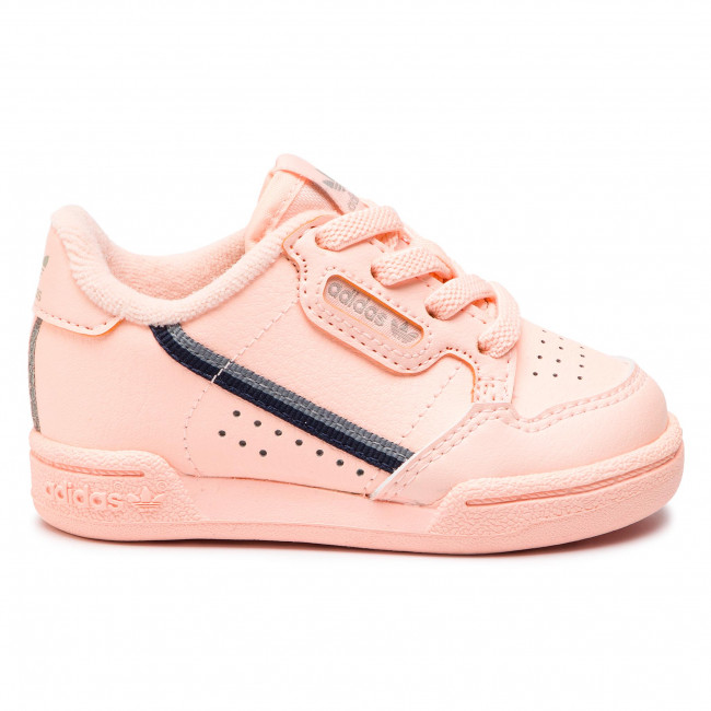 Shoes adidas Continental 80 I F97523 CleoraLbrownEcrtin