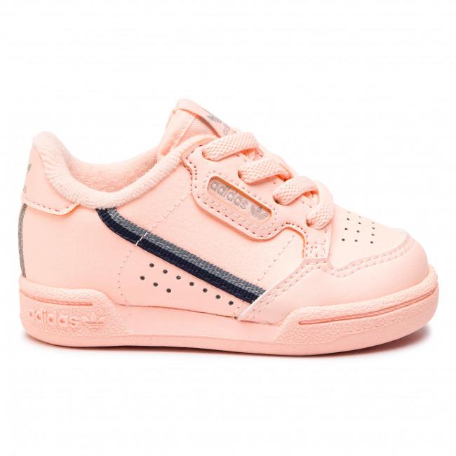 adidas originals continental 80 rosa
