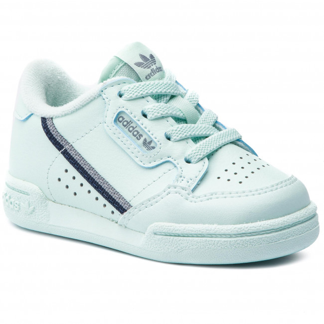 F97524 Icemin/Visgre/Grey - Laced shoes