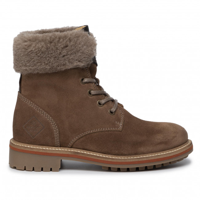 Hiking Boots Gant - Natalie 19543948 Mud Brown G467 Trekker High And Others Women's Shoes