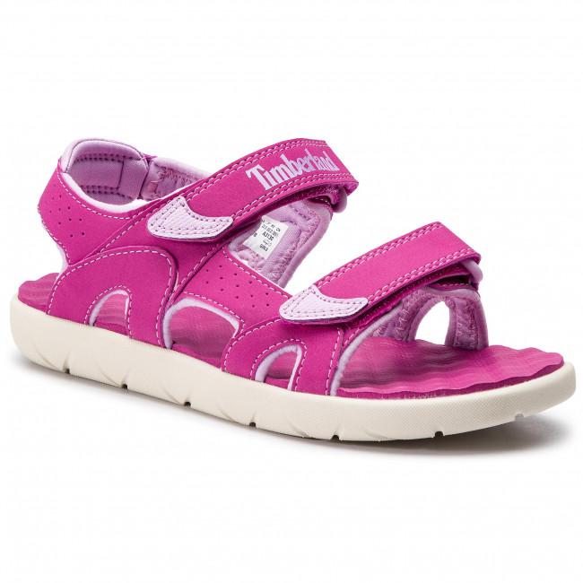 Sandals TIMBERLAND Perkins Row 2 Strap TB0A1QGTD561 Medium Pink