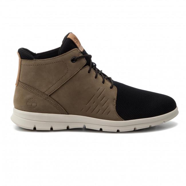 Timberland Mens Graydon Sneaker Brown