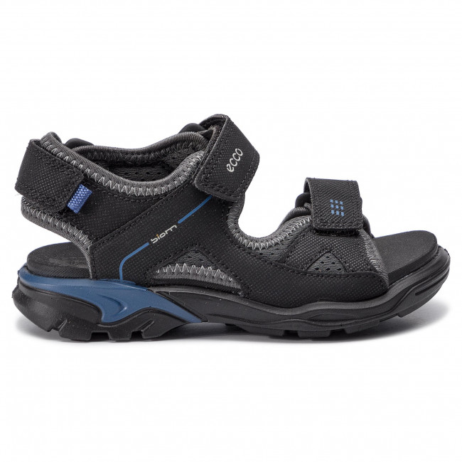 aafba4256e03c2 Sandals ECCO - Biom Raft 70060256340 Black/Dark Shadow - Sandals ...