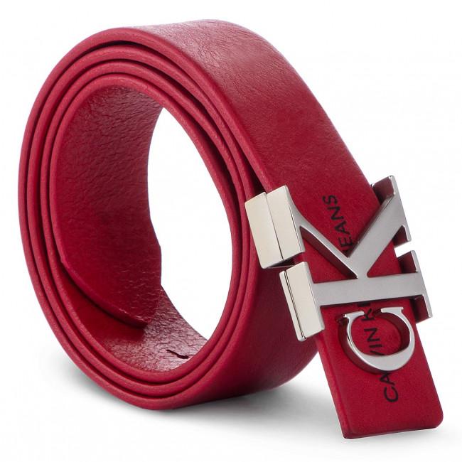 Women's Belt CALVIN KLEIN JEANS J 3Cm Mono Leather Belt K60K605425 631