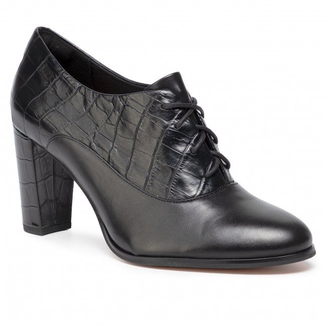 Shoes CLARKS Kaylin Ida 261463714 Black Combi