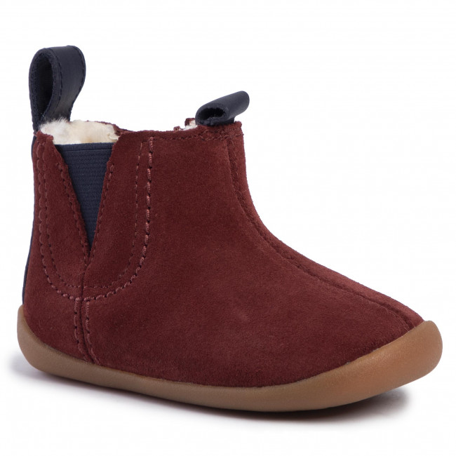 Roamer Free T Childrens Clarks Warm Lined Ankle Boots