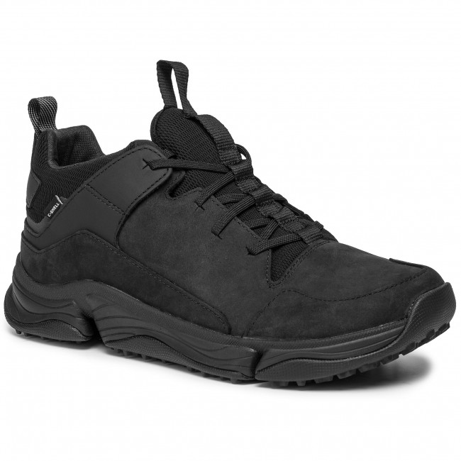 Sneakers CLARKS Tri Path Mid 261443857 Black Combi