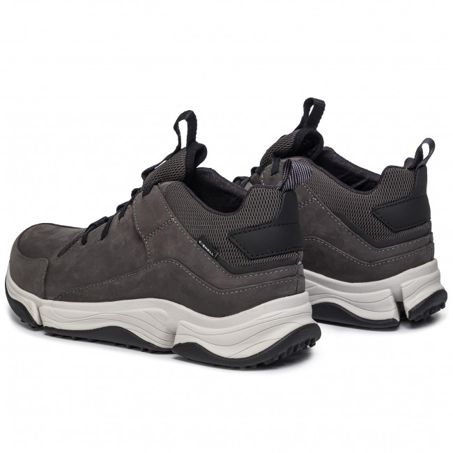 Sneakers CLARKS Tri Path Mid 261443877 Dark Grey Combi