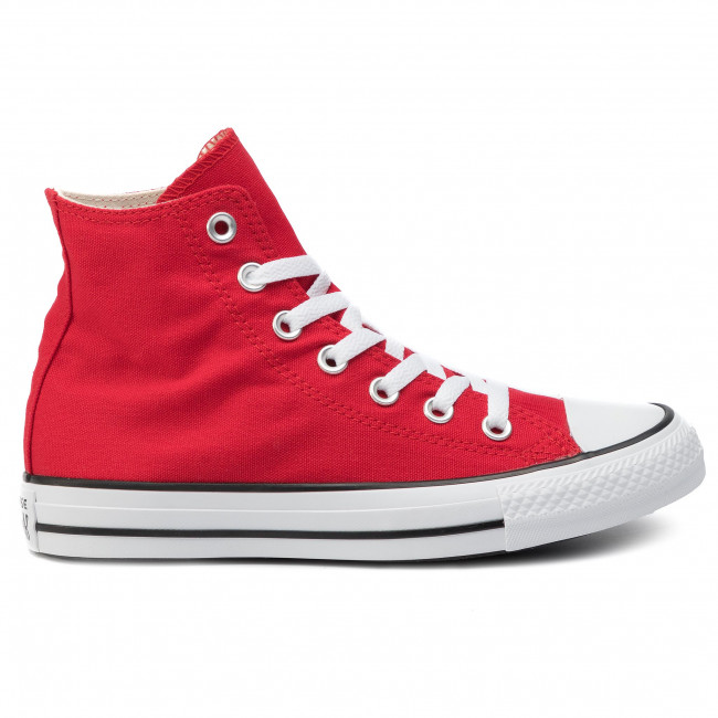 Sneakers CONVERSE Ctas Hi 165695C Enamel RedWhiteB