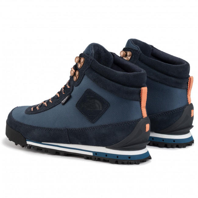 Trekker Boots THE NORTH FACE Back To Berkeley Boot II NF00A1MFH50 Urban NavyMoroccan Blue