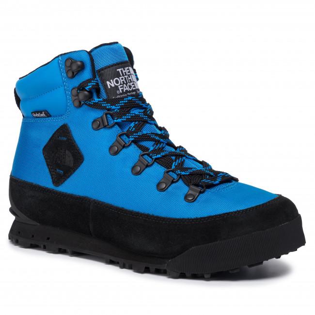 Trekker Boots The North Face Back To Berkeley Nl Nf00ckk4efi Tnf Blue Tnf Black Trekker Boots High Boots And Others Men S Shoes Efootwear Eu