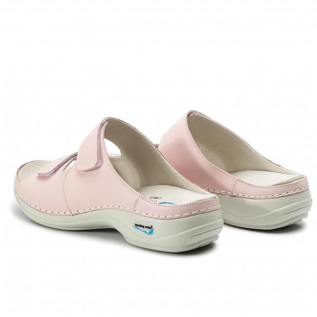 adidas slip on rosa claro