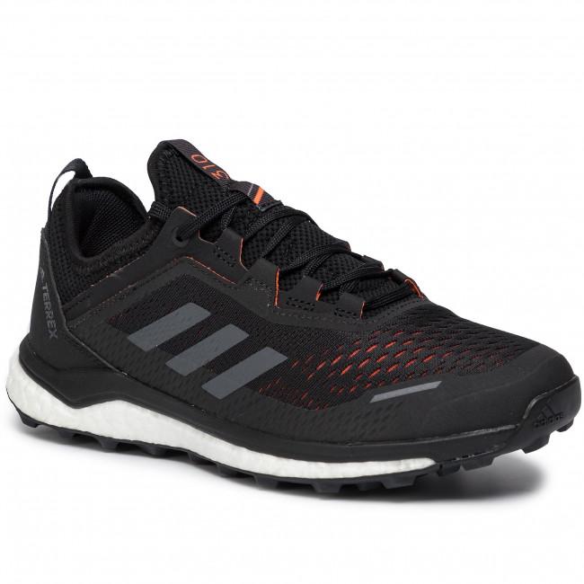 Arturo Galantería Vislumbrar  Shoes adidas - Terrex Agravic Flow G26100 Cblack/Gresix/Sorang - Outdoor -  Running shoes - Sports shoes - Men's shoes   efootwear.eu